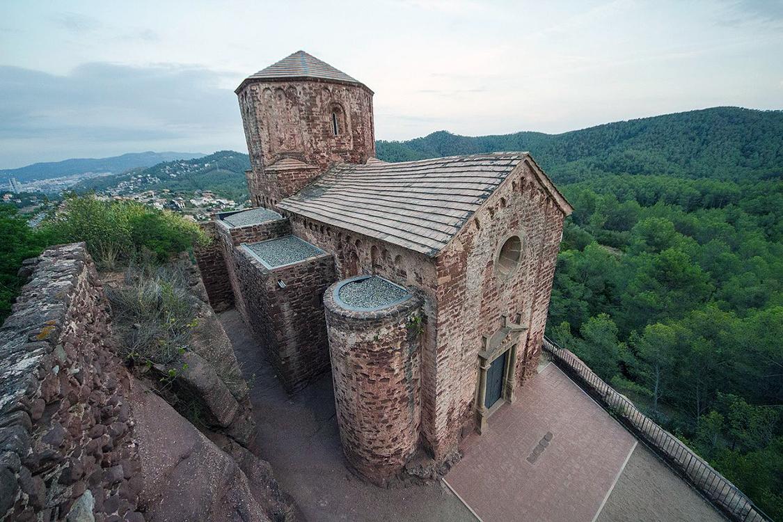 Spagna - Santa Maria de Cervellò