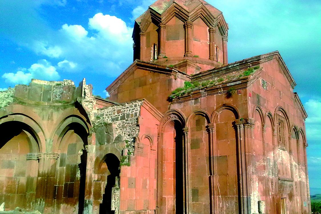 Marmashen - Chiesa di Santo Stefano
