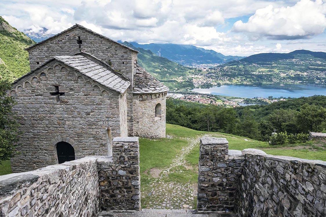 Civate - San Pietro al Monte